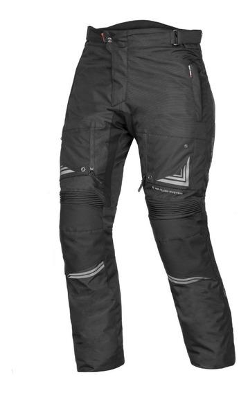 Pantalon Moto Protecciones Impermeable Motorman Triton
