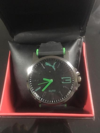 Relógio Puma Sport Verde