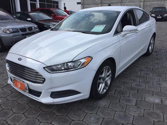 Ford Fussion Año 2015 Versión Automática