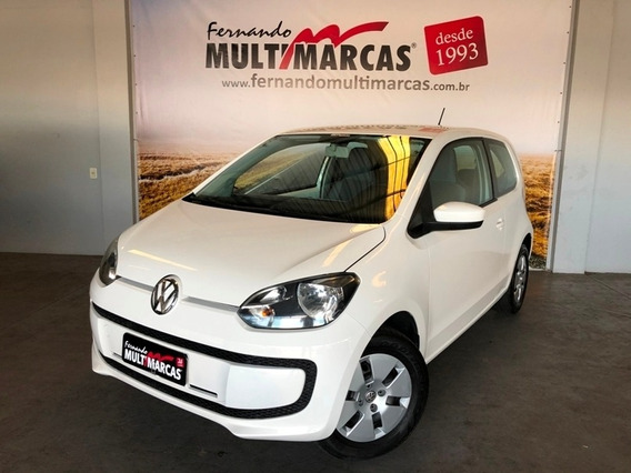 Volkswagen Up Move - Duas Portas Completo