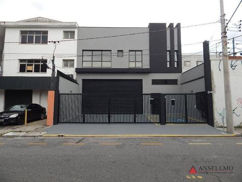 Imagem 1 de 30 de Prédio Para Alugar, 300 M² Por R$ 14.000,00/mês - Centro - São Bernardo Do Campo/sp - Pr0150