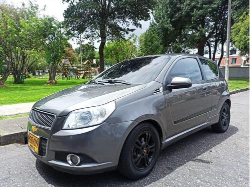 Chevrolet Aveo Emotion Coupe1.6 Mec. Techo Cuero Full Equipo