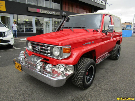 Toyota Land Cruiser 4.5 4x4