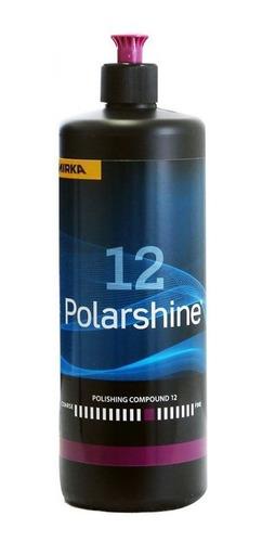 Polarshine 12 Composto Polidor 1 Litro Médio Corte - Mirka