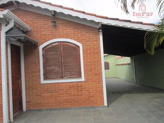 Casa Residencial Para Locação, Jardim São Lourenço, Bragança Paulista. - Ca1428