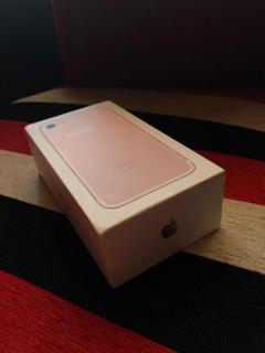 iPhone 7 Color Rosado, 32gb,