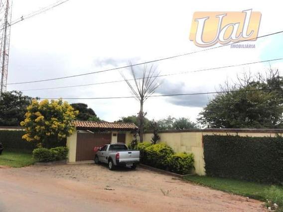 Casa Residencial À Venda, Ponte Alta, Atibaia. - Ca0240