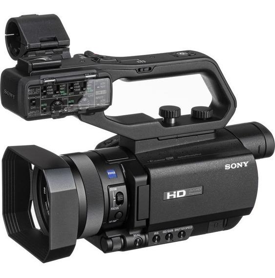 Filmadora Sony Hxr-mc88 Full Hd Com Nota Fiscal