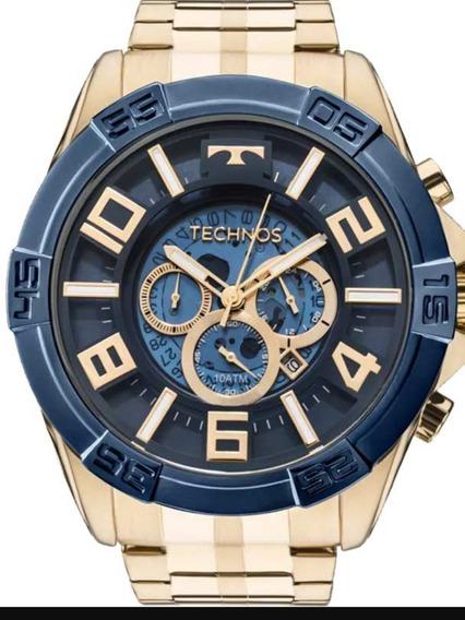 Relógio Technos Legacy Masculino Os2abf/4a