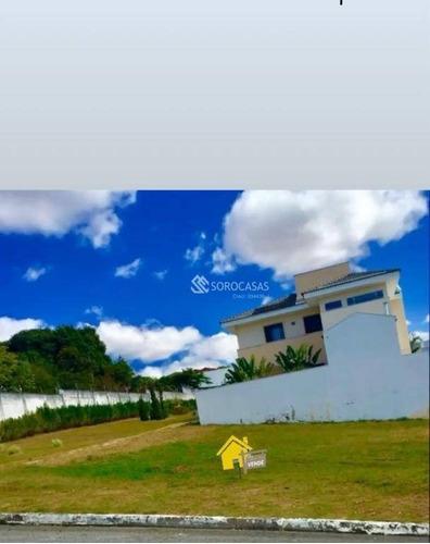 Terreno À Venda, 347 M² Por R$ 250.000,00 - Condomínio Via Réggio - Sorocaba/sp - Te1009
