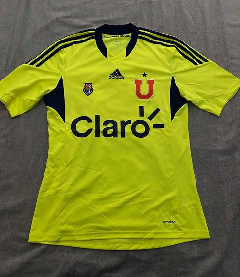 Camiseta U De Chile Original Temp 2013, Impecable! Talle M!