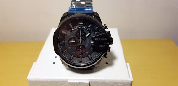 Relógio Diesel Dz4355 Masculino - Original - Preto