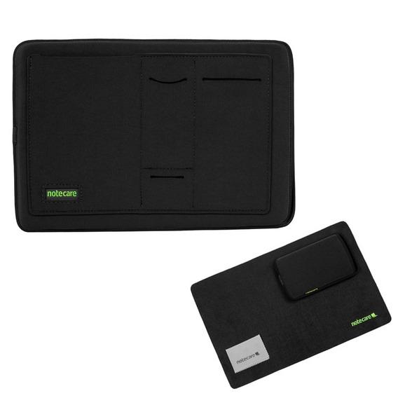 Capa Case Sleeve P/ Macbook Pro 13 E 15 Polegadas + Kit