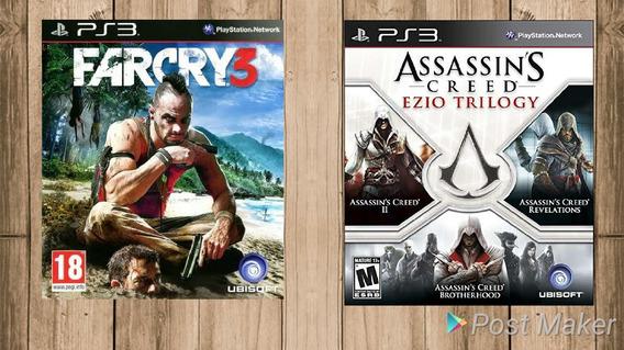 Facry 3assassins Enzio Trilogy