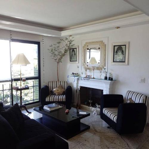 Apartamento 145m², 4 Dormitorios, 1 Suíte, 2 Vagas - Vila Mariana - Ap9966