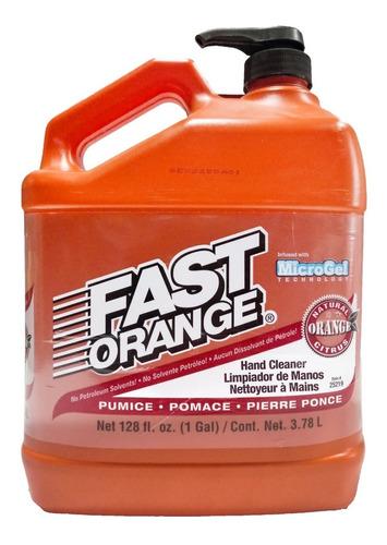 Fast Orange Crema Limpiamanos 4kg