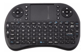 Mini Teclado Mouse Usb Wireless Touch Game Smart Tvbox Pc
