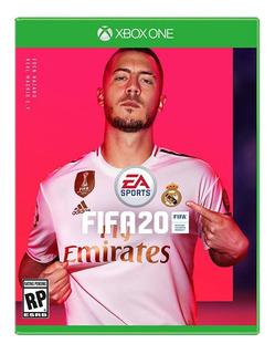 Fifa 20 Xbox One Nuevo Fisico