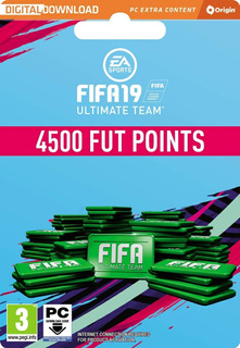 4500 Fifa Points Para Fifa 19 Pc Fut Ultimate Team Origin