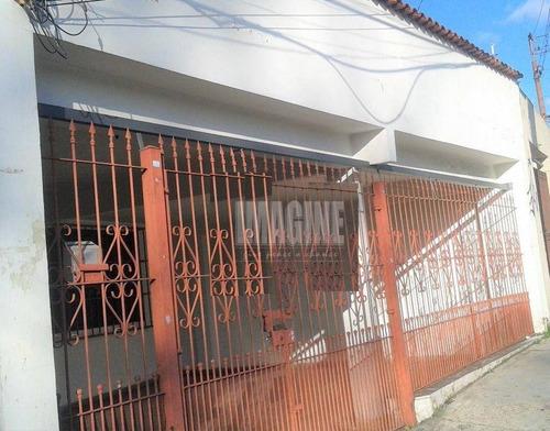 Casa Comercial Na Vila Matilde Com 2 Dorms, 2 Wcs, 3 Vagas, Edícula, 169m² - Ca0273