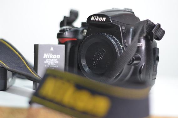 Corpo Câmera Nikon D5000