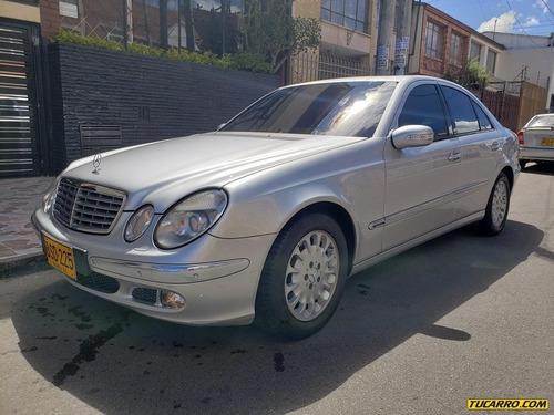 Mercedes Benz Clase E E350