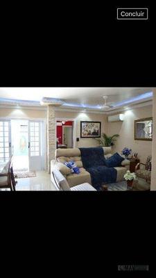 Casa Com 2 Dormitórios À Venda, 350 M² Por R$ 550.000 - Marechal Hermes - Rio De Janeiro/rj - Ca0213