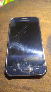Celular Samsung J1 Ace. Pantalla Partida. Liberado.