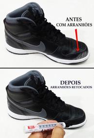 41b0f18df4f Caneta Preta Para Retoque Em Riscos De Tênis-sapatos-botas