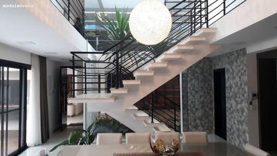Casa Para Venda Em Mogi Das Cruzes, Vila Oliveira, 4 Dormitórios, 4 Suítes, 6 Banheiros, 3 Vagas - 1675