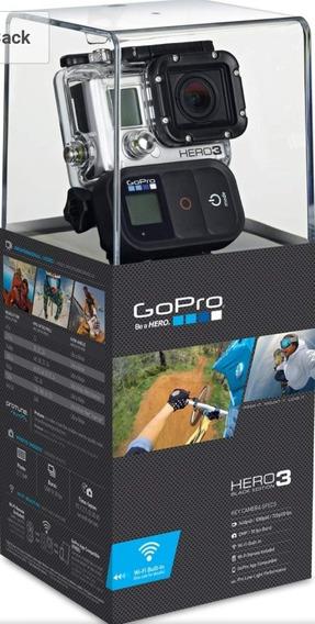 Camera Gopro Hero 3 White Editioncâmera Em Perfeito Estado