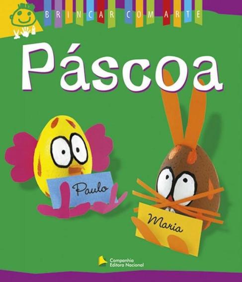 Livro Pascoa - Brincar Com Arte