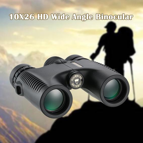 Visionking Hd 10x26 À Prova D'água Compacto Binocular Pr