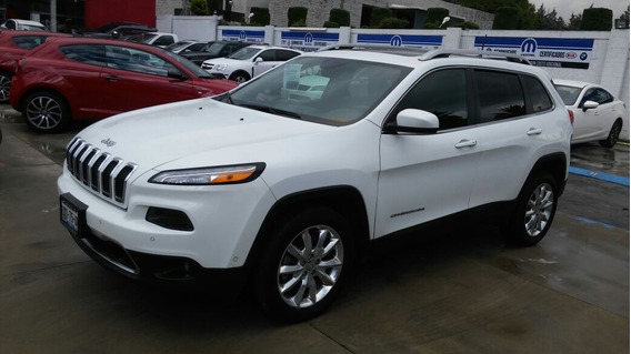 Jeep Cherokee 2017 2.4 Limited Plus At
