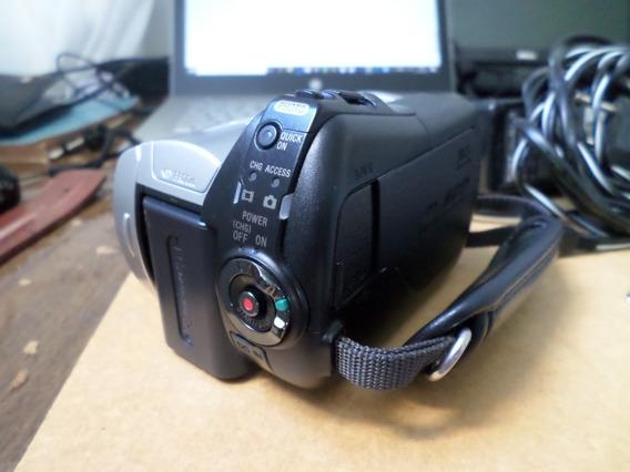 Filmadora Sony Handycam Dcr-sr45 Hybrid Hdd