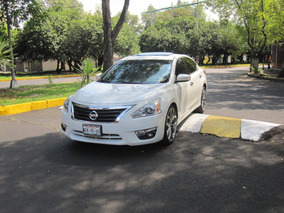 Nissan Altima 2.5 Advance Navi Piel 2013 Factura Agencia