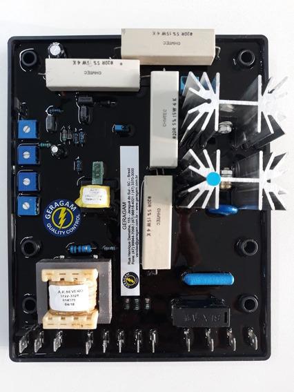 Regulador Tensão Avr Excitatriz Grt7 Th4pe 7a Gerador G-avr7