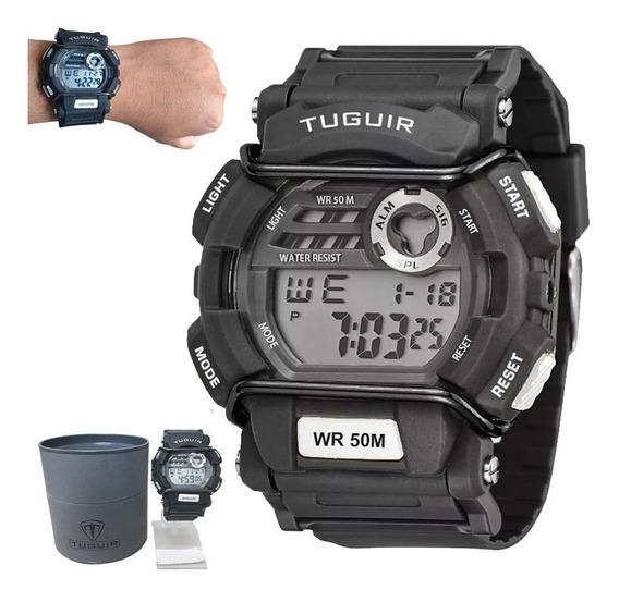 Relógio Tuguir Masculino 6036 Digital Promoção