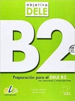 Objetivo Dele B2 - Libro Con Cd Audio