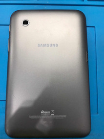 Tampa Traseira Tablet Samsung P3100