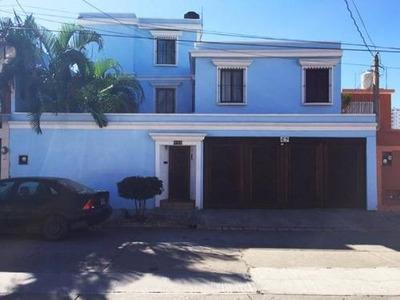 Casa Sola En Venta Ferrocarrilera Residencia De 416m2 Cerca De Playa