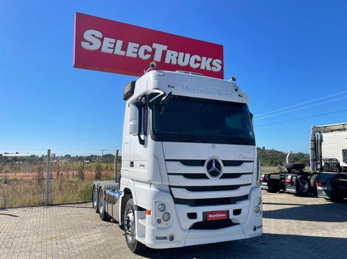 Mercedes Benz Actros 2546 2018 Megaspace - Selectrucks