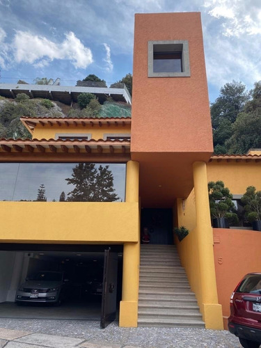 Imagen 1 de 30 de Preciosa Casa En Venta, Bosques De Las Lomas