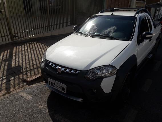 Fiat Strada 1.8 16v Adventure Ce Flex 2p 2014