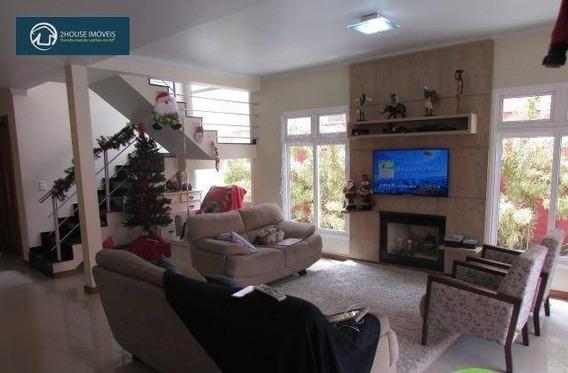 Casa Com 2 Dormitórios À Venda, 250 M² Por R$ 1.250.000,00 - Reserva Da Serra - Jundiaí/sp - Ca2750