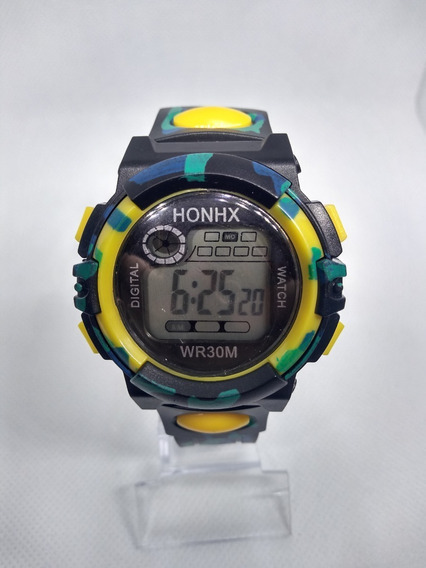Relógio Infantil G-shock Sport A Prova D