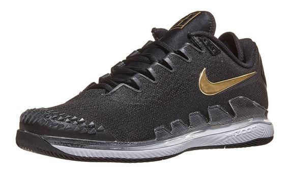 Zapatila Nike Air Zoom Vapor X Knit Black/gold