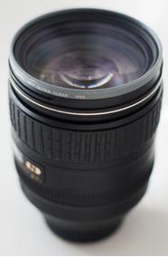 Lente Nikon 24-120 F/4 - Cristal Nano