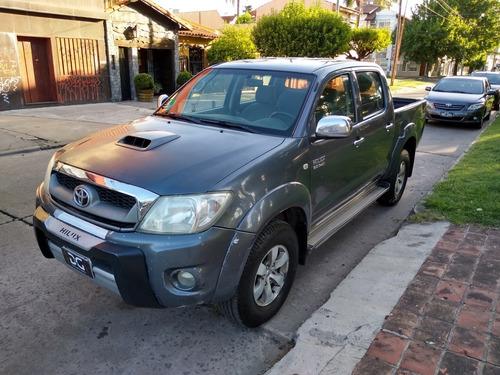 Toyota Hilux 3.0 I Srv Cab Doble 4x4 2009