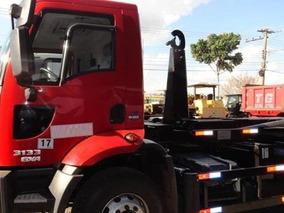 Ford Cargo 3133 6x4 Ano 2014/2014 Rollon Roloff Grimaldi
